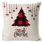 Load image into Gallery viewer, Christmas Print Pillowcase