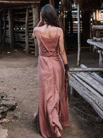 Load image into Gallery viewer, Women's Temperament Retro Long Dress