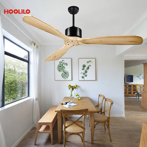 Orient Style Decorative Nation 52inch 6 Color Ceiling Fan Without Light 110V 220V. Free Shipping Ceiling Fan with Remote Control
