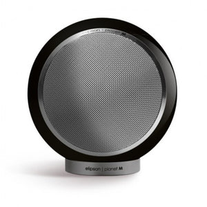 Elipson Planet M - Small spherical sealed speaker, Black