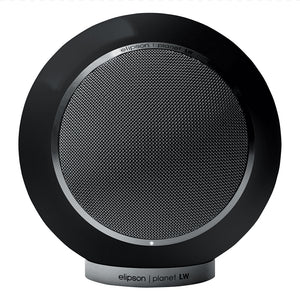 Elipson Planet LW - Wireless Spherical Speaker, Black