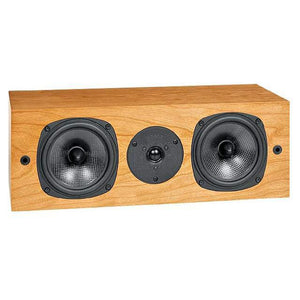 Castle Keep S2 -  Centre Speaker, Walnut