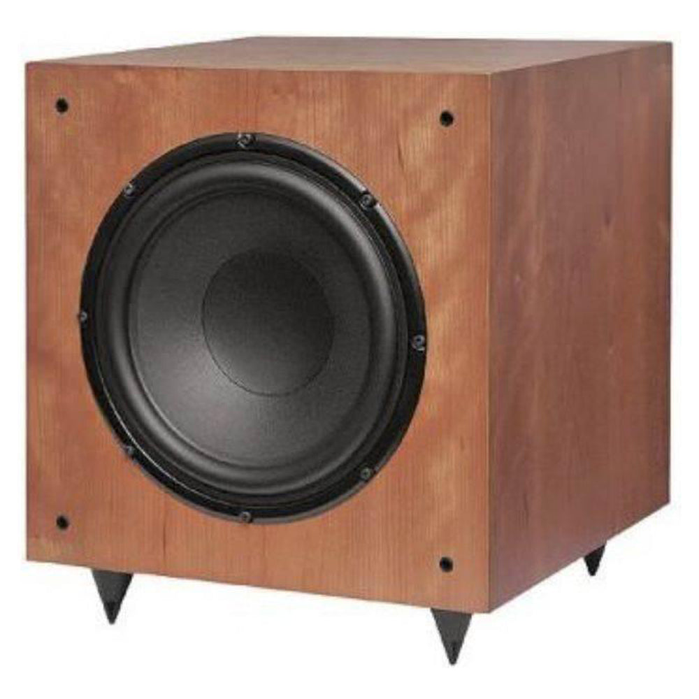 Castle Compact Sub - Subwoofer  Walnut