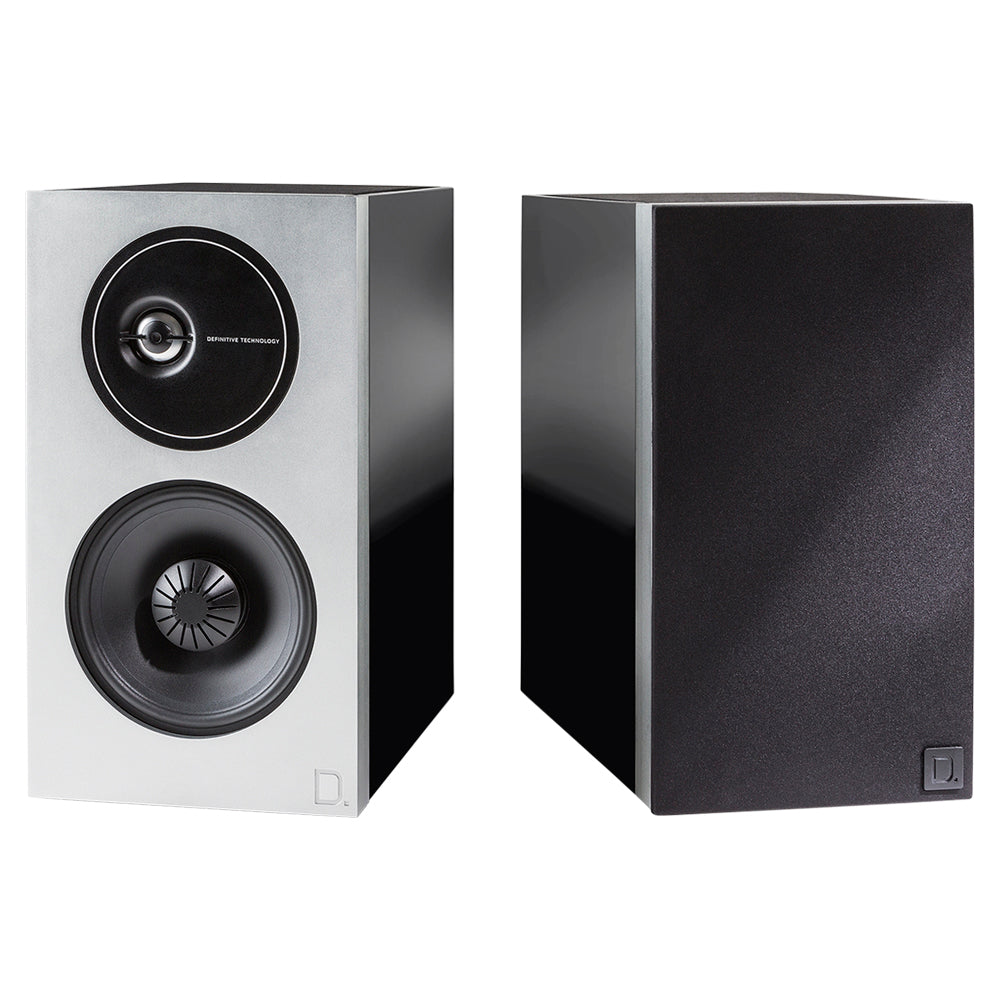 Definitive Technology Demand D 9, Bookshelf Speaker, Black