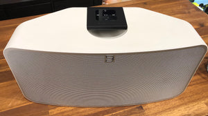 BlueSound Pulse 2, Music Streamer, Speaker, White