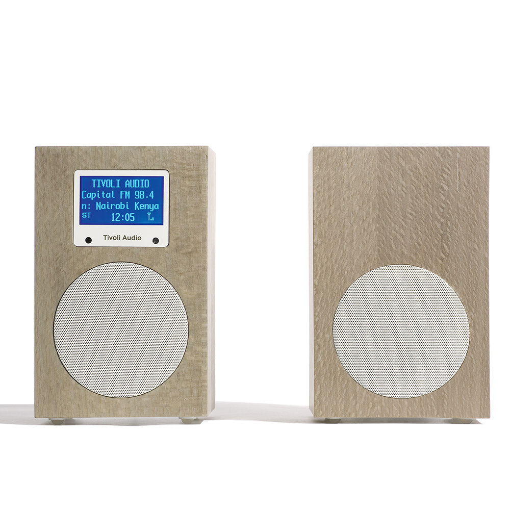 Tivoli Audio Networks+/Speaker - Stone Grey
