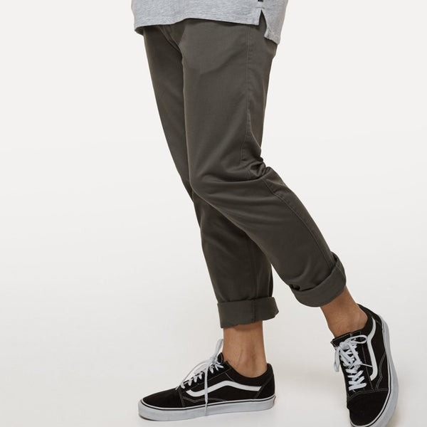Industrie - The Cuba Chino Pant - Sage