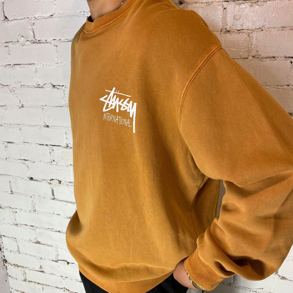 STUSSY - Stock International Crew