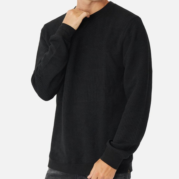 Industrie - The Robinson Sweat BLACK