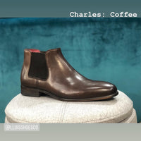 "Lluis & Co - ""The Charles"" Boot"