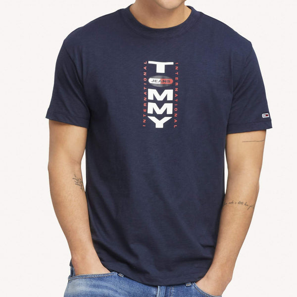 Tommy Jeans - Vertical Back Tee