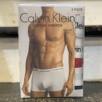 Calvin Klein 3 Pack Black & Multi