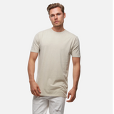 Industrie - The Basic Classic Tee - Pd Sand