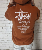 Stussy- The World Tour Hood