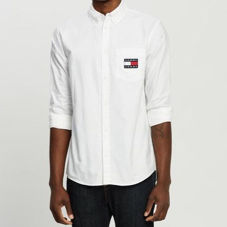 Tommy Jeans - Oxford Badge Shirt