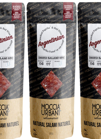 Argentinian Salami - 3 pack