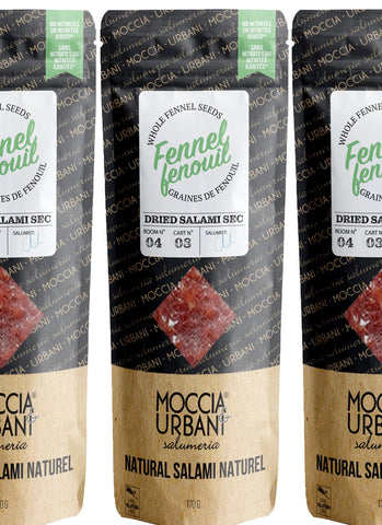 Fennel Salami - 3 pack