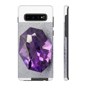 Amethyst Cell Phone Case 1