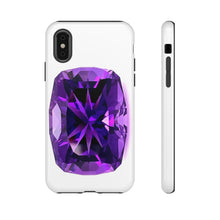 Load image into Gallery viewer, Amethyst Cell Phone Case 2