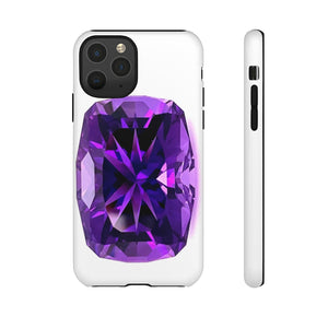 Amethyst Cell Phone Case 2