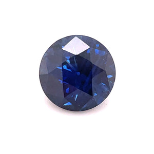 4.72 cts Untreated Blue Mambilla Sapphire