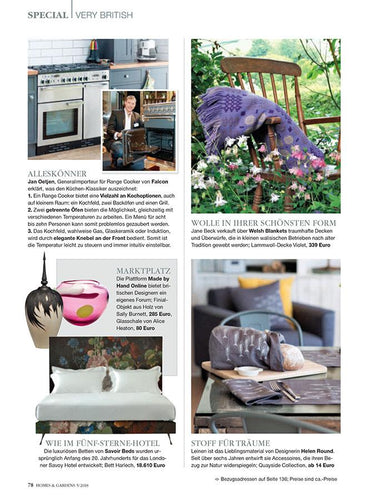 Home & Gardens May 2018