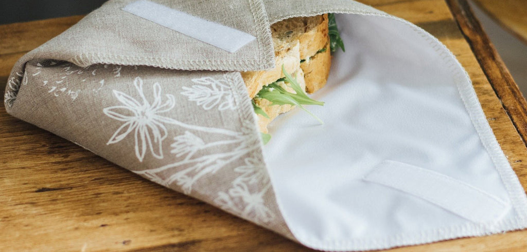 Try A Reusable Sandwich Wrap