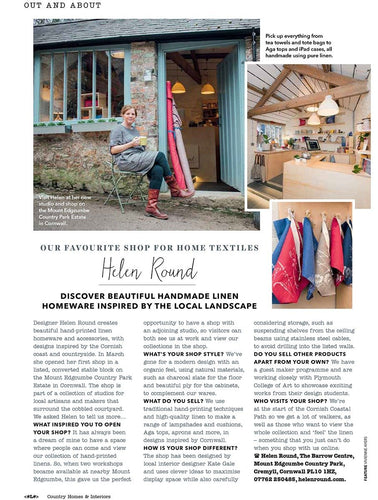 Country Home Interiors July 2018