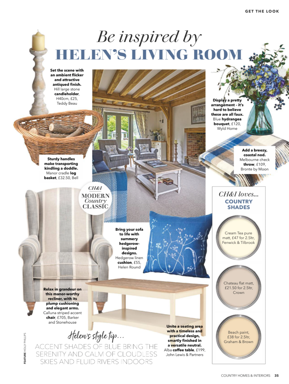 Helen Round Country Homes and Interiors