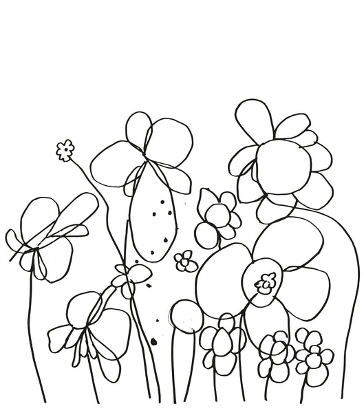 Flowers by Anoushka