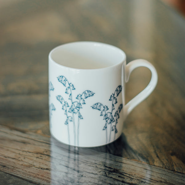 Bluebell Mug from The Bluebell Collection by Helen Round