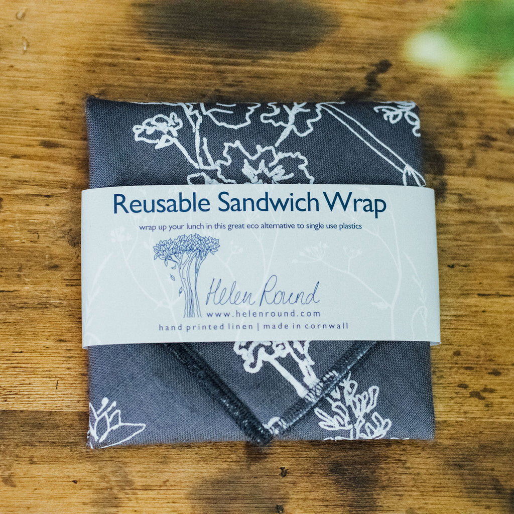 reusable-sandwich-wrap-slate-grey