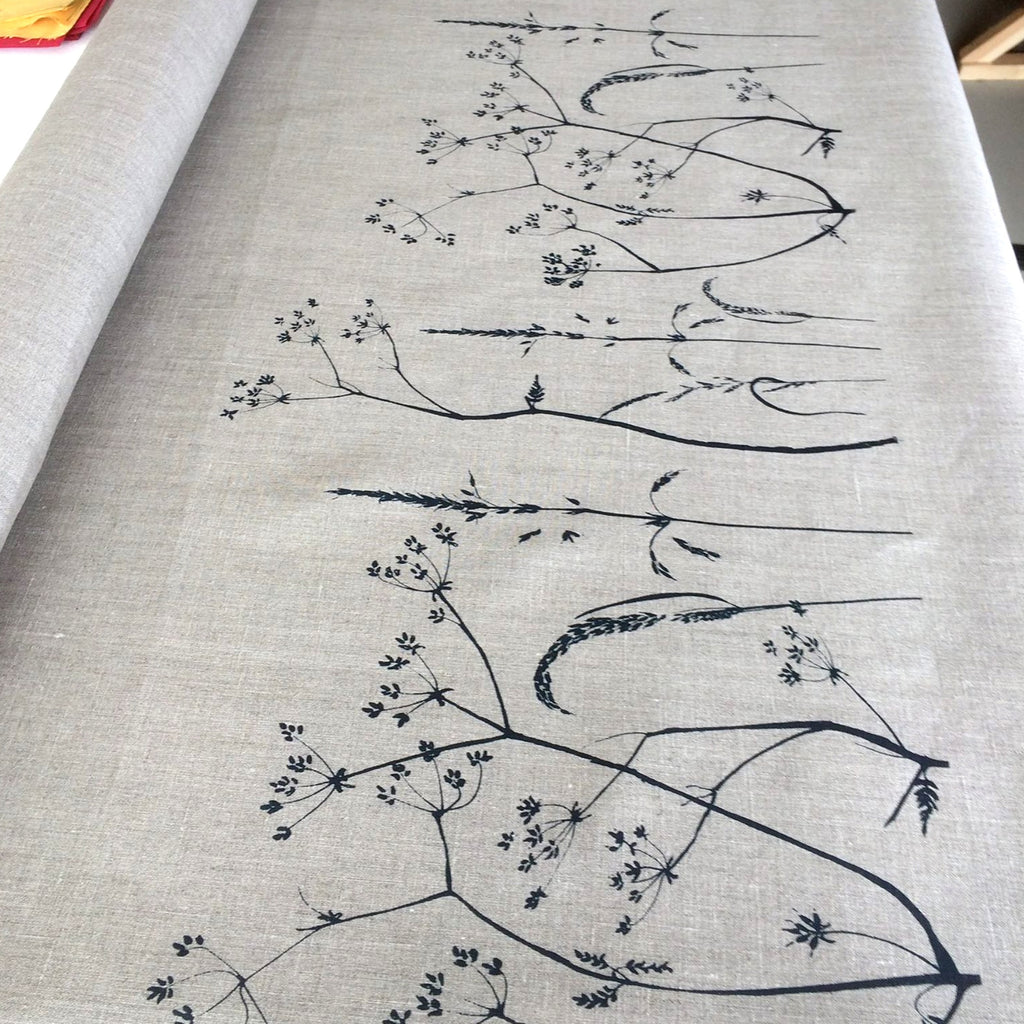 bespoke Linen For Curtains and Blinds