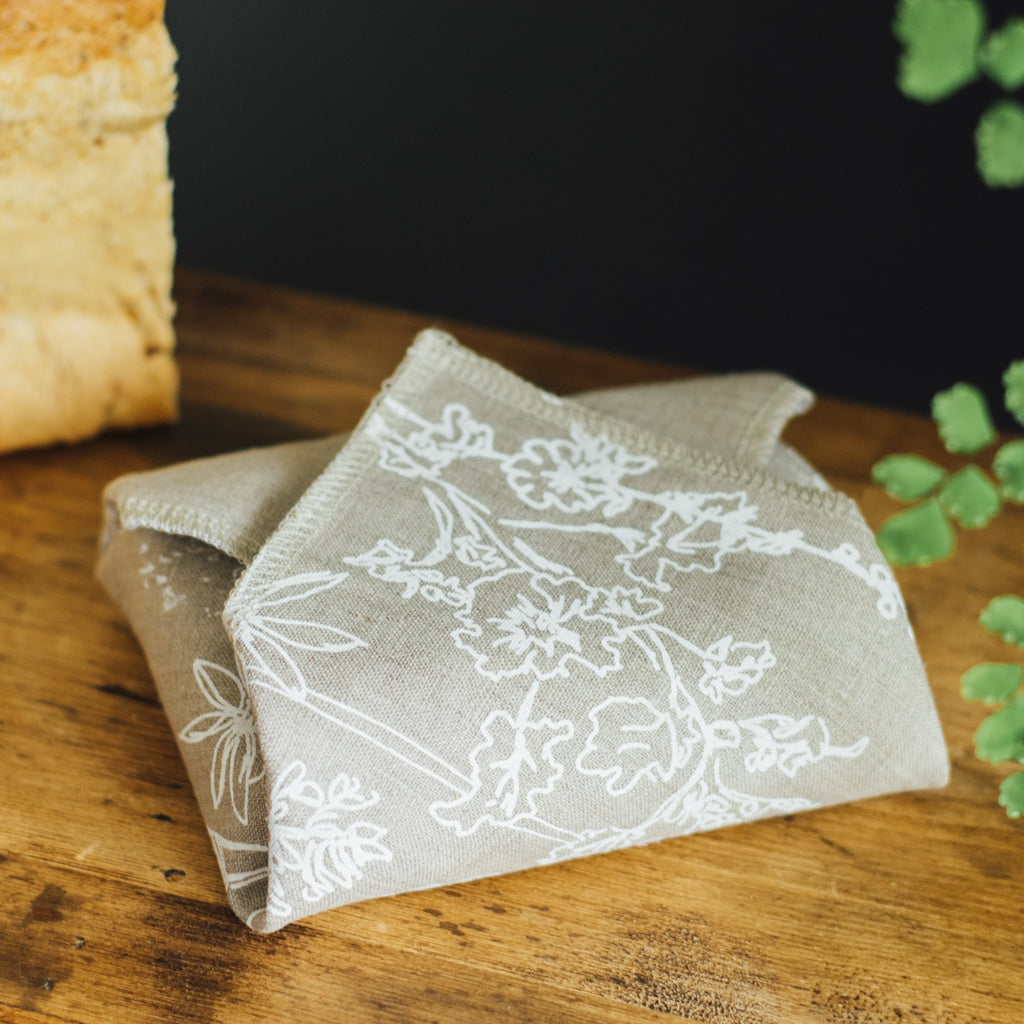 Waterproof Reusable Sandwich Wrap bundle