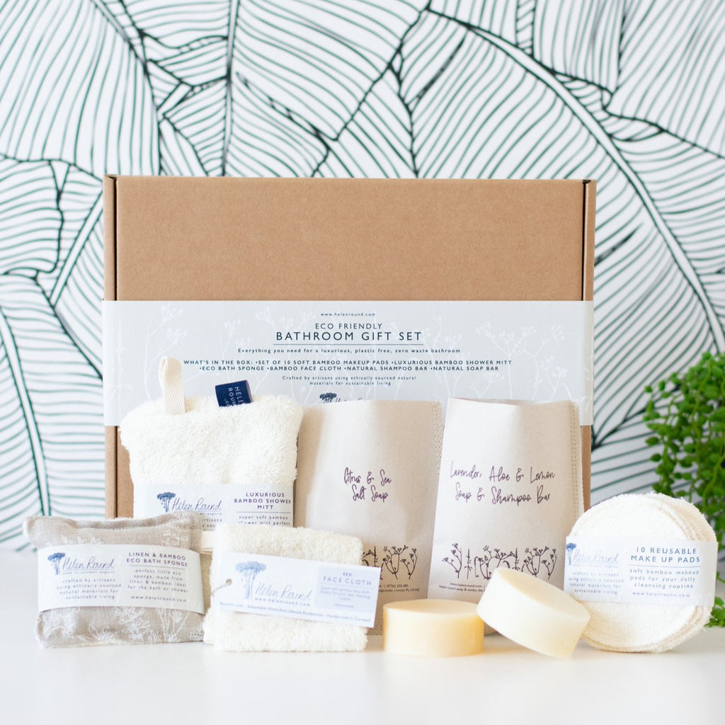 Eco Bathroom Gift Set