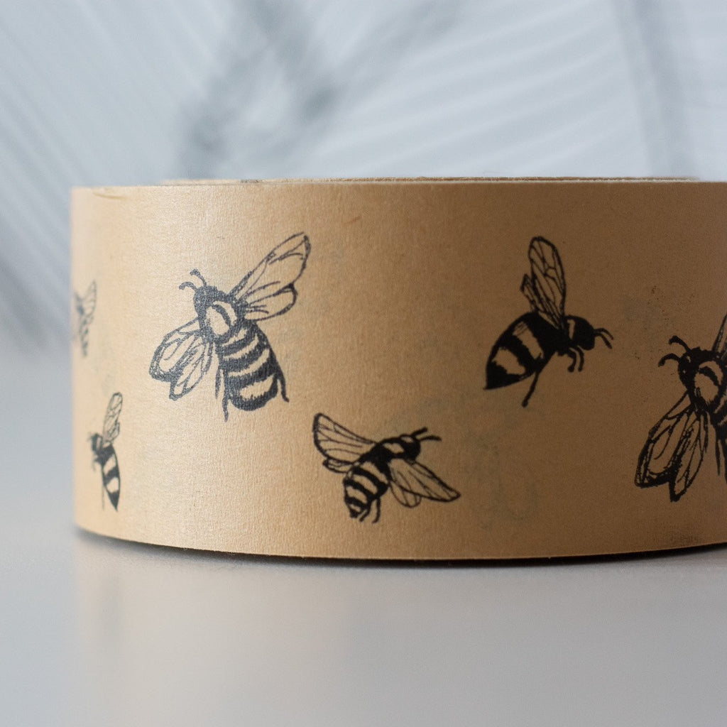Honey Bee Eco Brown Tape