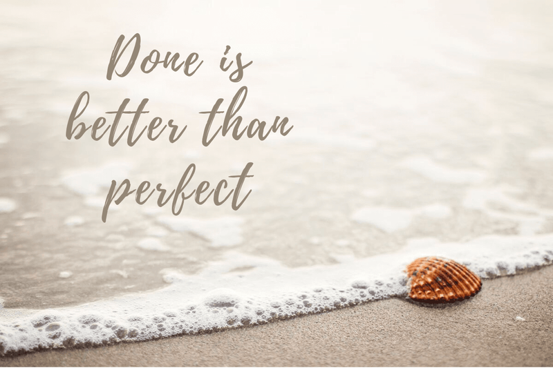 Battling the Perfectionist Gene