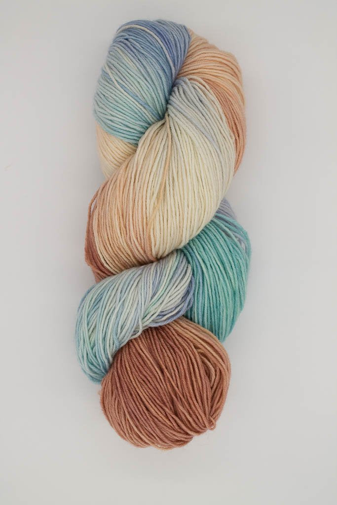 Holiday on Calypso 349 Sock Yarn