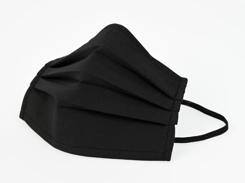 Black Reusable Adult Mask