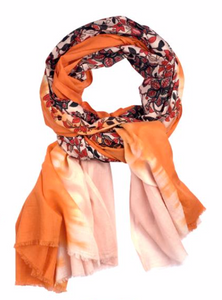 Foulard Storiatipic Mia Orange