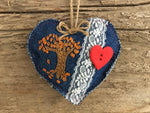 Handmade Pocket Hearts