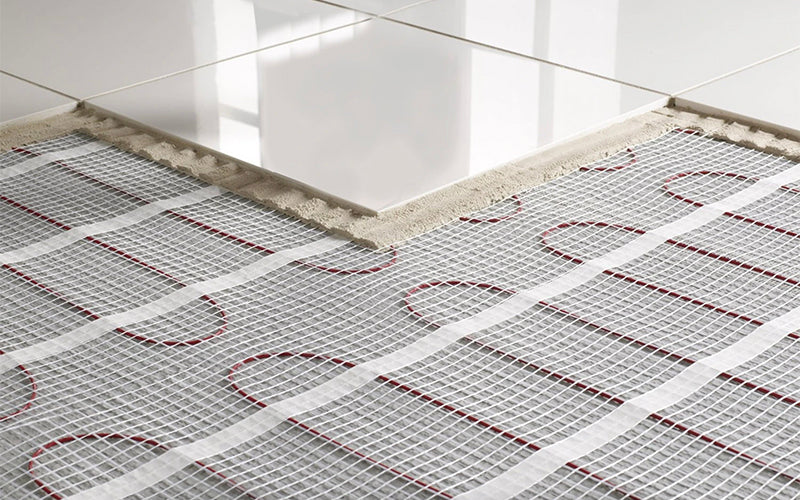 What are the Features and Benefits of Electric Underfloor Heating?