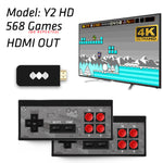 Afbeelding in Gallery-weergave laden, RetroGamer™ 4K Edition | HDMI gaming set met 550+ legendarische games