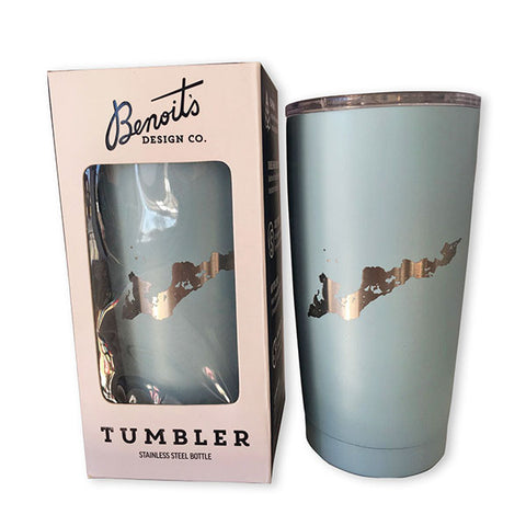 Benoits Stainless Steel Insulated Tumbler