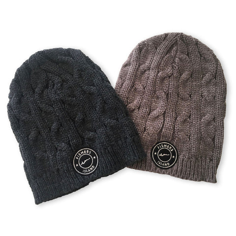 Cable Knit Winter Hats