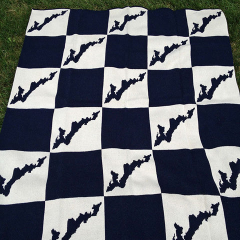 Checkerboard FI Blanket