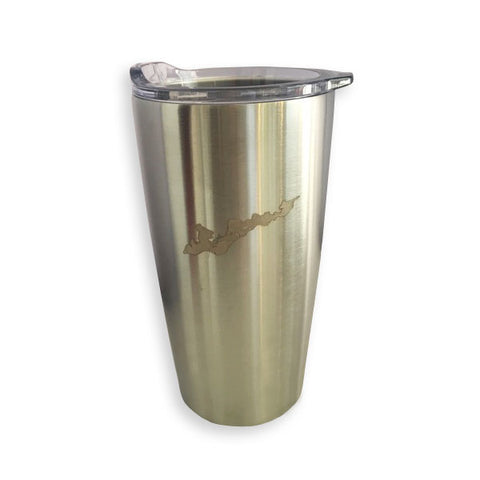 Etched Stainless Vacuum Sealed Tumbler