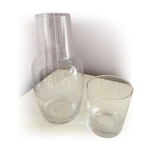 Engraved FI Carafe Set