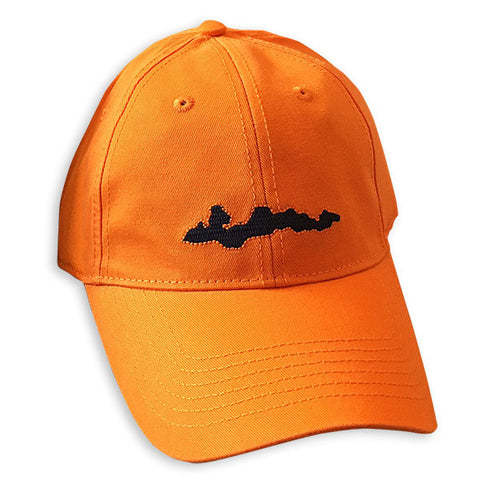 Harding Lane Fishers Island Cap - Orange
