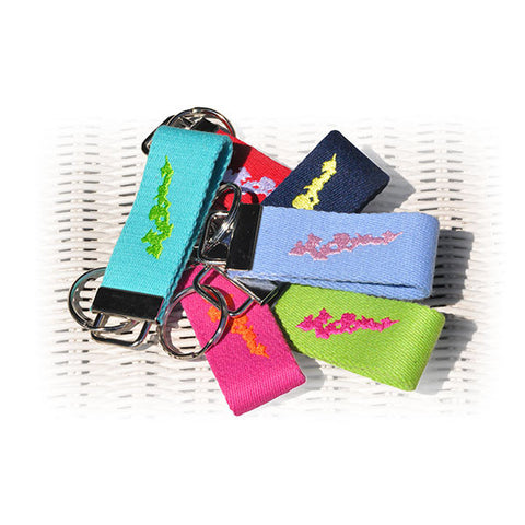 Leatherman Embroidered FI Key Chains